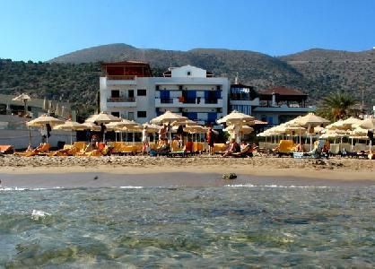 Holidays at Vlachakis Studios Hotel in Stalis, Crete