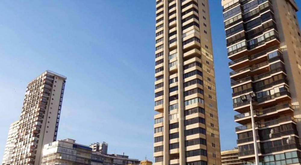 Holidays at Torre Levante Apartments in Benidorm, Costa Blanca
