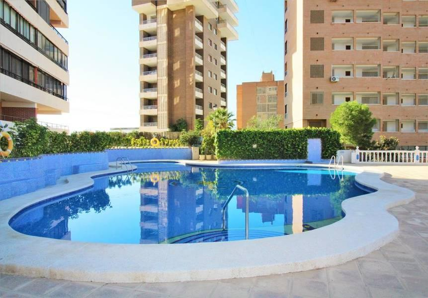 Holidays at Trinisol II Apartments in Benidorm, Costa Blanca