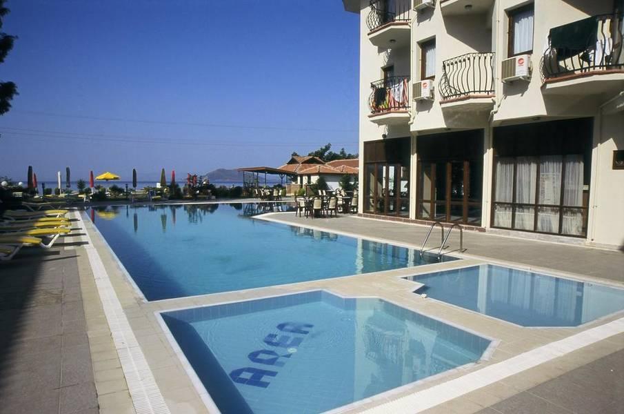 Holidays at Area Hotel in Calis Beach, Dalaman Region