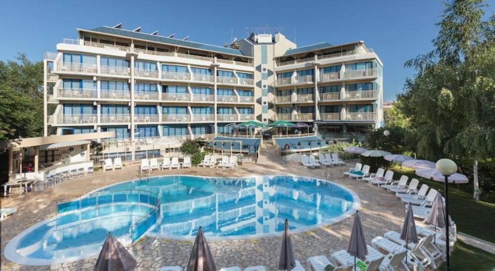 Holidays at Aquamarine Hotel in Sunny Beach, Bulgaria