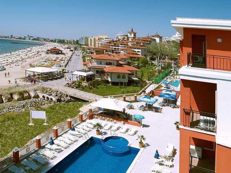 Holidays at Carina Aparthotel in Sunny Beach, Bulgaria