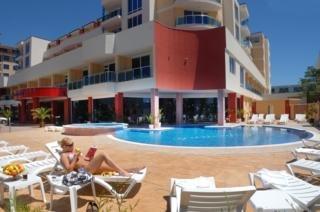 Holidays at Esperanto Hotel in Sunny Beach, Bulgaria