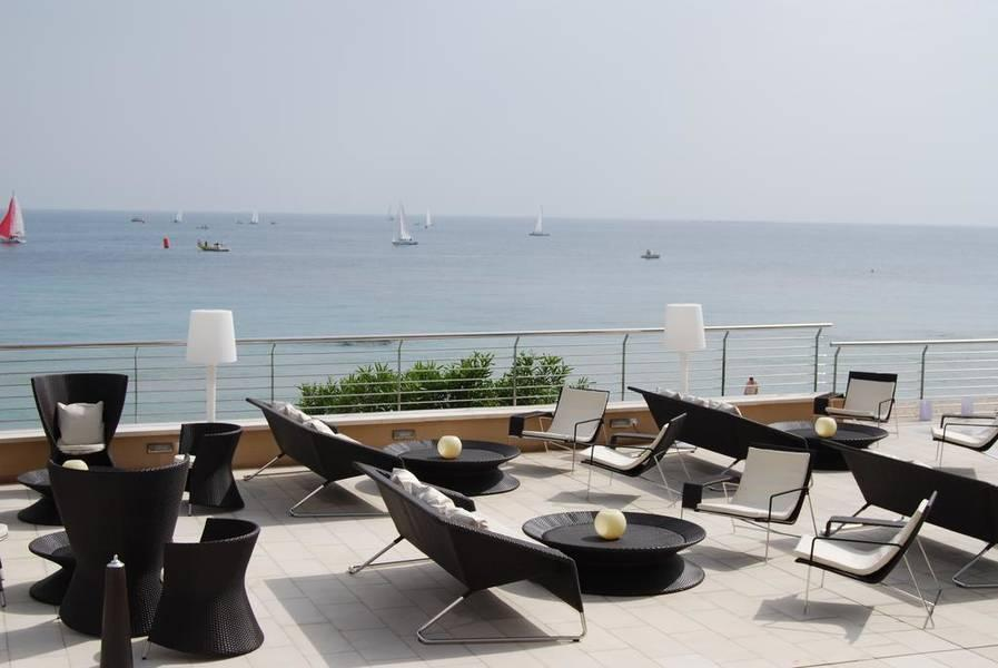 Gran Hotel Sol Y Mar Calpe Costa Blanca Spain Book