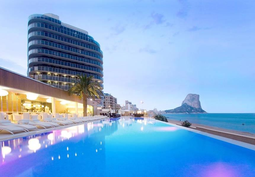 Holidays at Gran Hotel Sol Y Mar in Calpe, Costa Blanca
