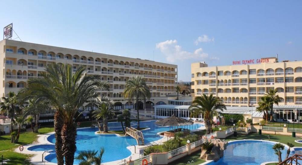 Holidays at Evenia Olympic Garden Hotel in Lloret de Mar, Costa Brava