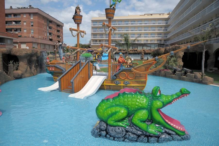 Holidays at Evenia Olympic Park Hotel in Lloret de Mar, Costa Brava