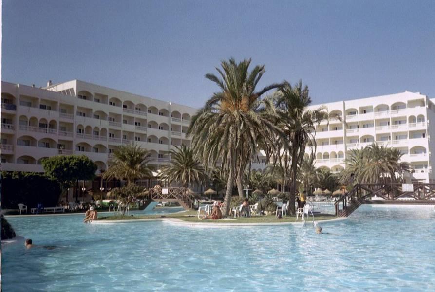 Holidays at Zoraida Garden Hotel in Roquetas de Mar, Costa de Almeria