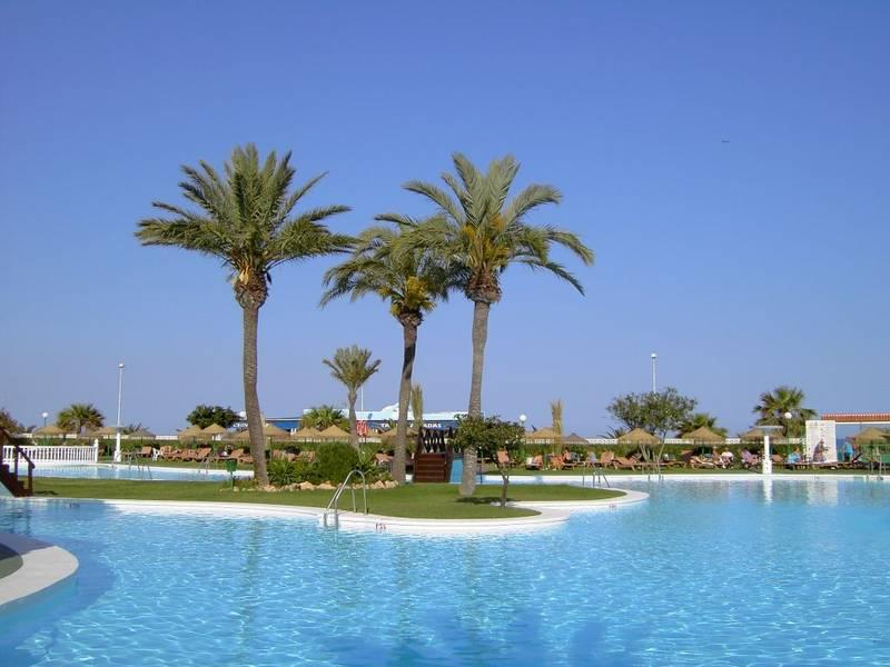 Zoraida garden hotel roquetas de mar costa de almeria - Fotos de piscinas ...