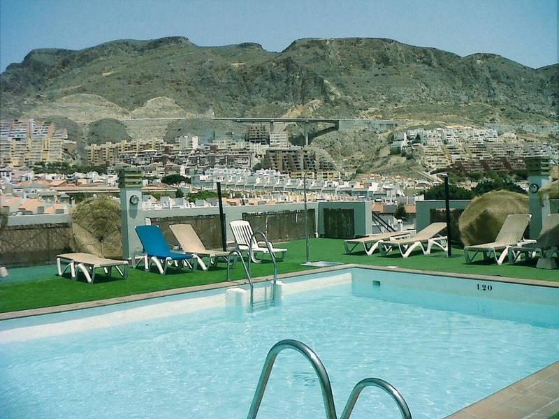 Holidays at Andarax Hotel in Aguadulce, Costa de Almeria