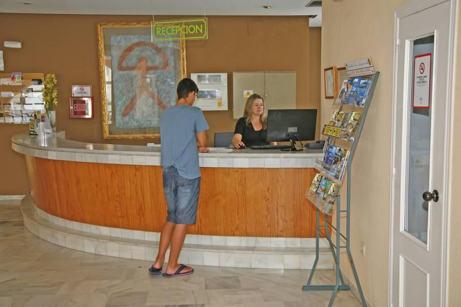 Holidays at Andarax Hotel in Aguadulce, Costa de Almeria