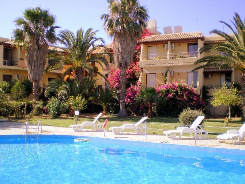 Holidays at Minoas Hotel in Amoudara, Crete