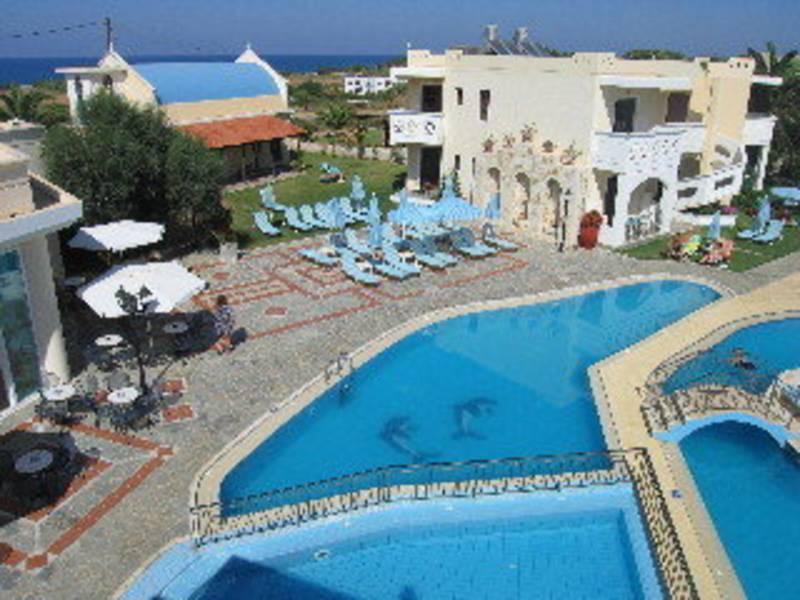 Holidays at Kastalia Village & Saint Nikolas Hotel in Rapaniana, Kolymbari