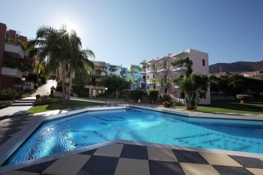Holidays at Bellos Apartments in Hersonissos, Crete