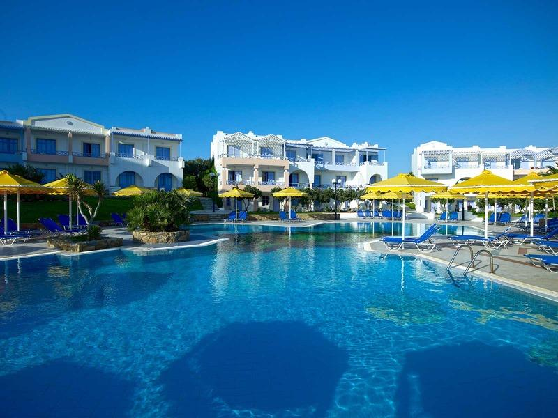 Serita Beach Hotel, Hersonissos, Crete, Greece. Book Serita Beach Hotel online