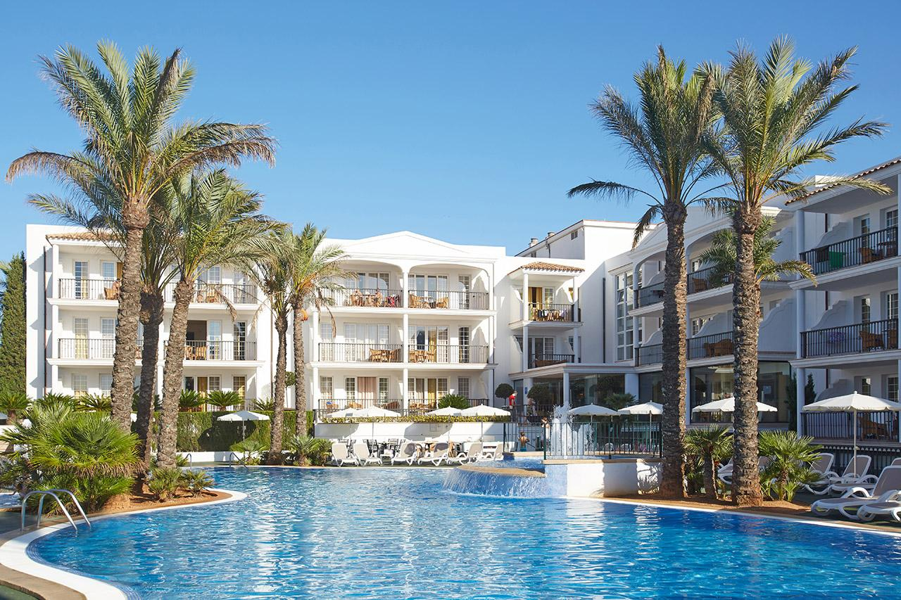 Holidays at Inturotel Sa Marina Aparthotel in Cala d'Or, Majorca