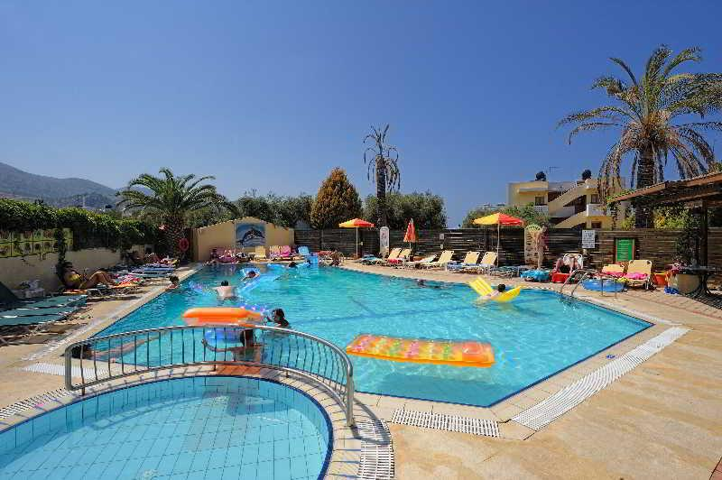 Holidays at San Giorgio Apartments in Malia, Crete