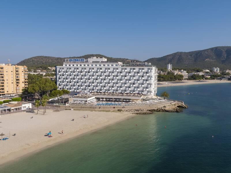 Holidays at Globales Santa Lucia Hotel in Palma Nova, Majorca