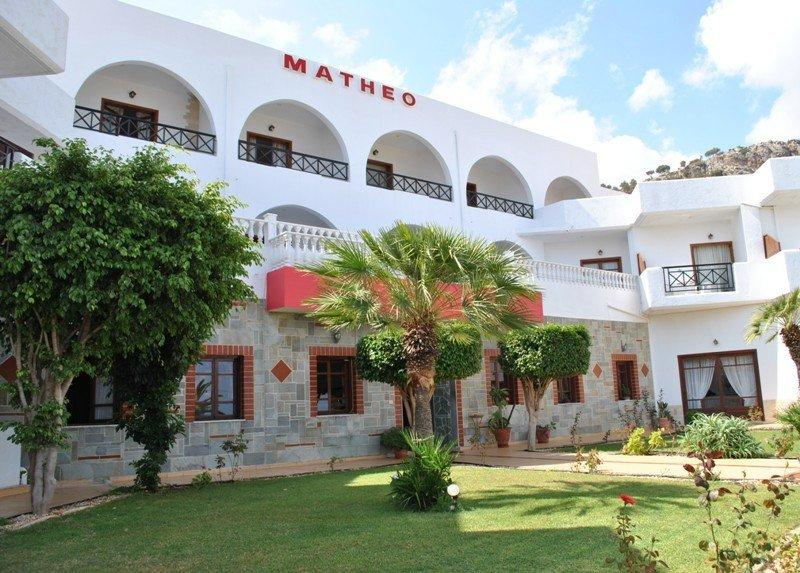 Holidays at Matheo Villas & Suites in Malia, Crete
