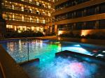 Outdoor Jacuzzi at Ipanema Beach Hotel