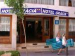 Holidays at Gracia Hotel in El Arenal, Majorca