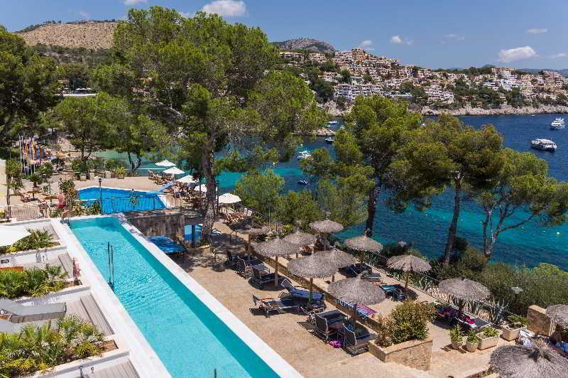 Holidays at Coronado Hotel in Paguera, Majorca
