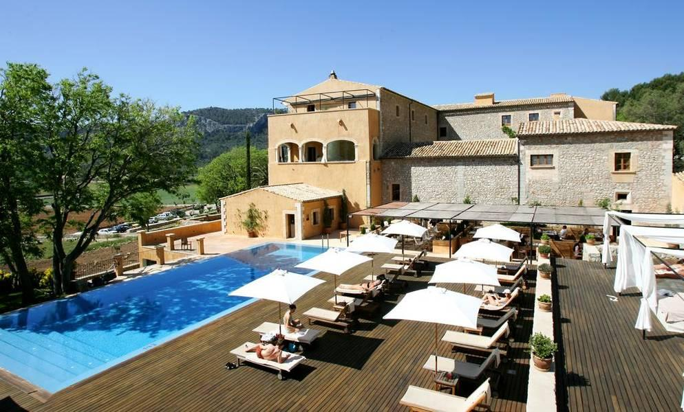 Holidays at Son Brull Hotel in Pollensa, Majorca