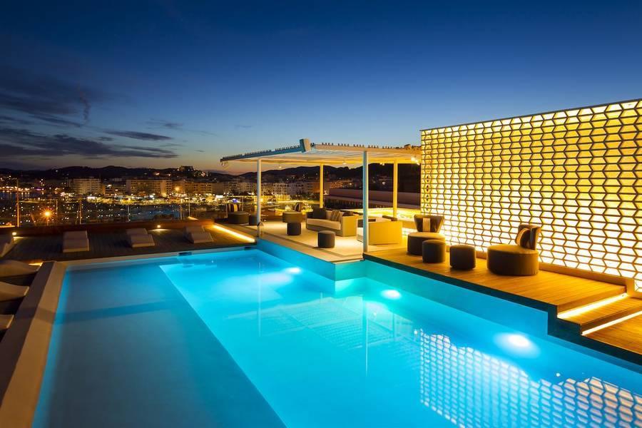 Holidays at Aguas De Ibiza Hotel & Spa in Santa Eulalia, Ibiza