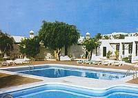 Holidays at Salmarina Apartments in Matagorda, Lanzarote