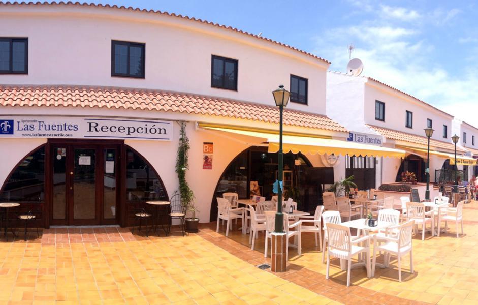 Holidays at Las Fuentes Apartments in Los Cristianos, Tenerife