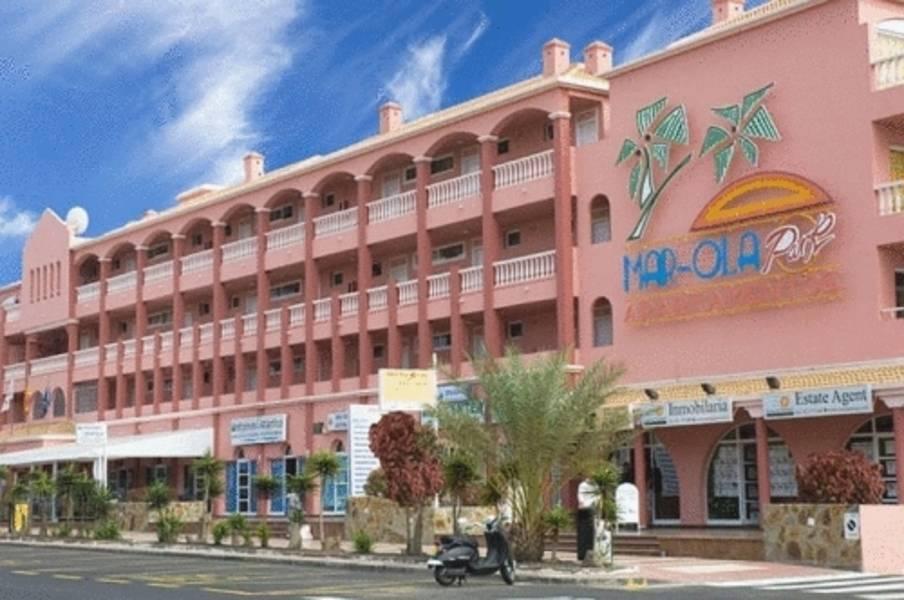 Holidays at Mar Ola Park Apartments in Playa de las Americas, Tenerife