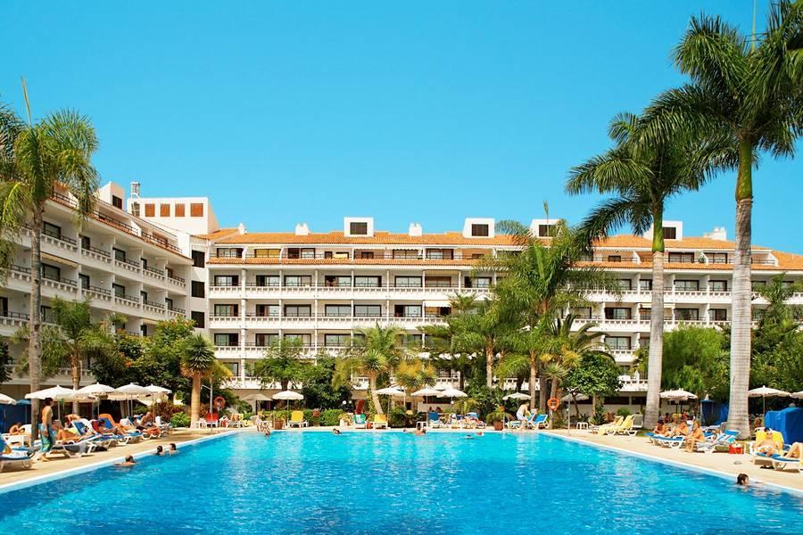 Holidays at Masaru Apartments in Puerto de la Cruz, Tenerife
