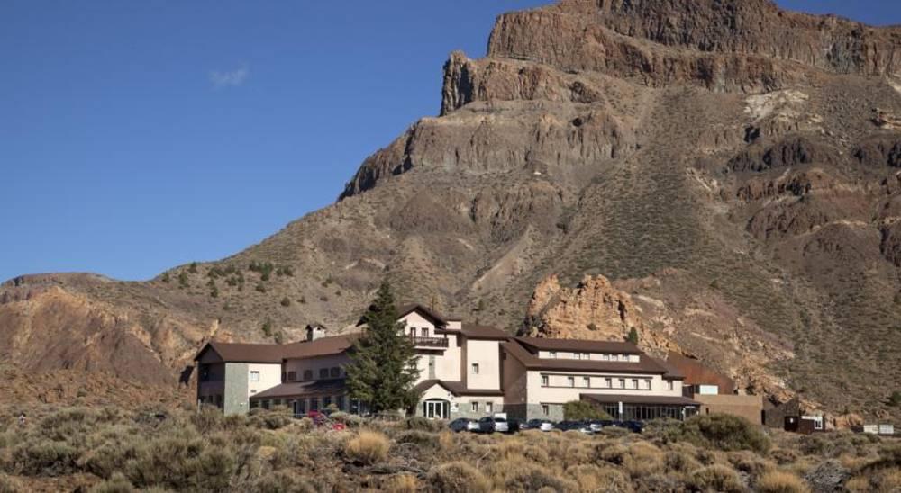 Holidays at Parador Hotel Canadas Del Teide in Vilaflor, Tenerife