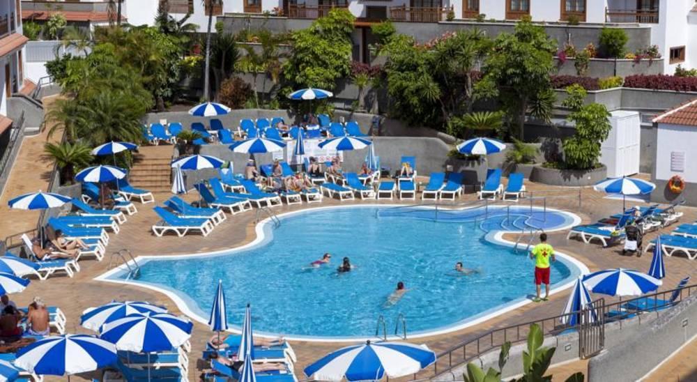 Holidays at Casablanca Apartments in Puerto de la Cruz, Tenerife