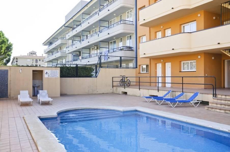 Holidays at El Salats Apartments in Estartit, Costa Brava