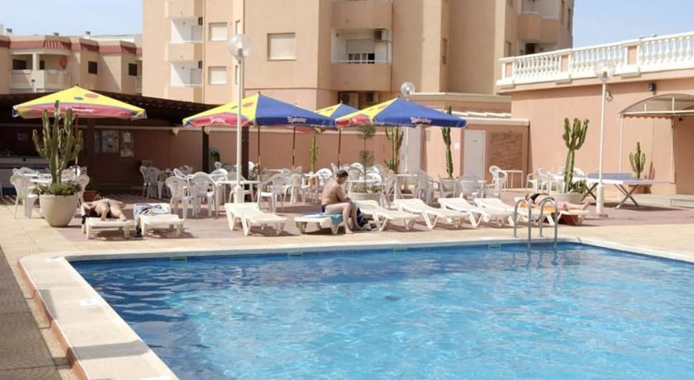 Holidays at Los Delfines Hotel in La Manga, Costa Calida