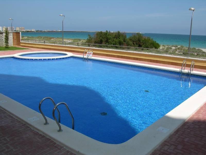 Holidays at Playa Principe Apartments in La Manga, Costa Calida