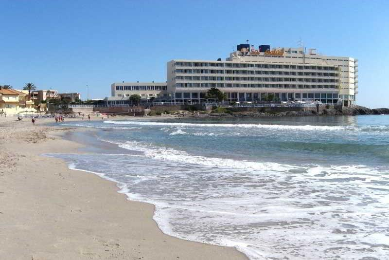 Holidays at Servigroup Galua Hotel in La Manga, Costa Calida