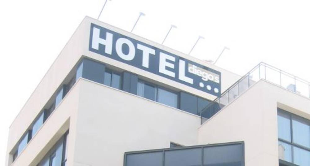 Holidays at Diego's Hotel in Cambrils, Costa Dorada