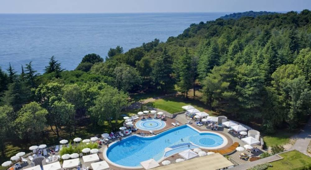 Holidays at Valamar Rubin Hotel in Porec, Croatia