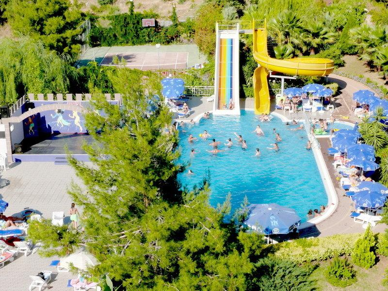 Holidays at Akropol Hotel in Kestel, Alanya