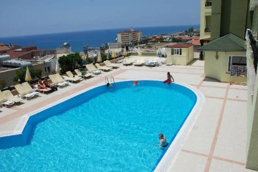 Holidays at Blue Night Hotel in Konakli, Antalya Region