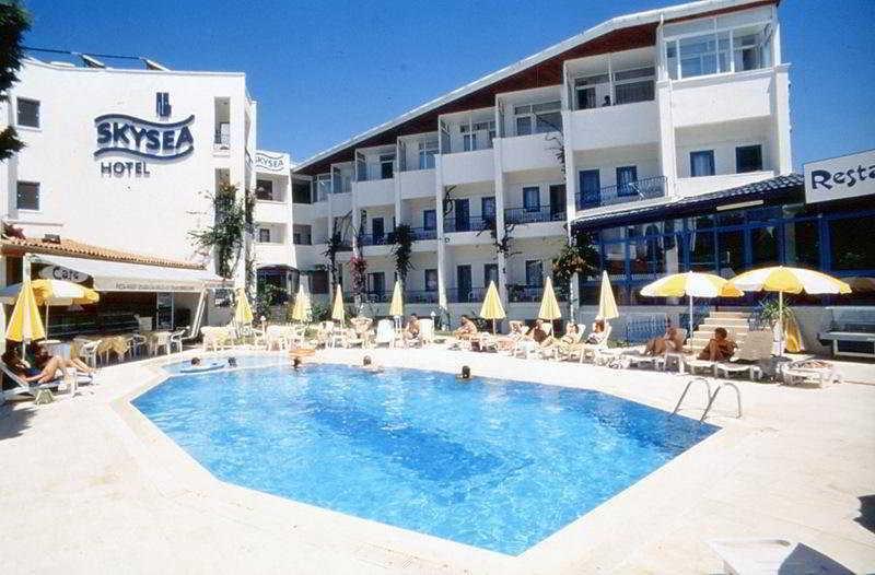 Holidays at Skysea Hotel in Turgutreis, Bodrum Region