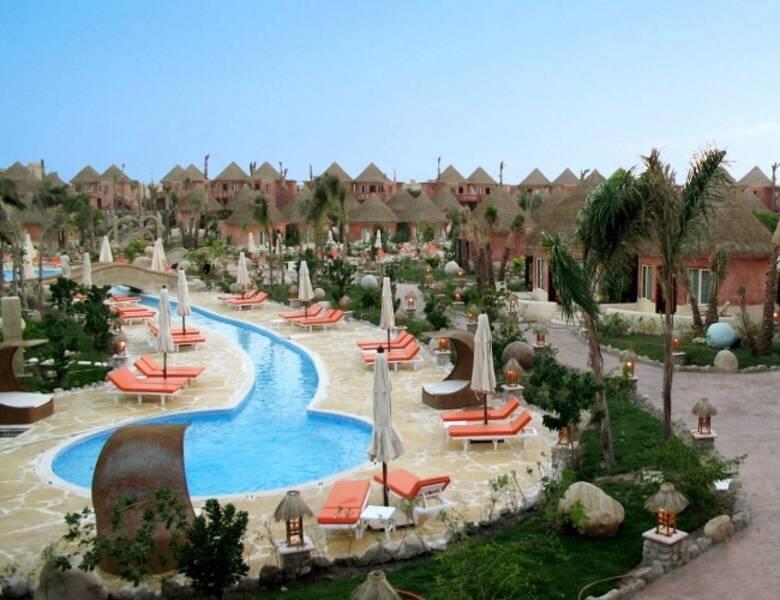 Holidays at Albatros Laguna Vista Garden in Nabq Bay, Sharm el Sheikh