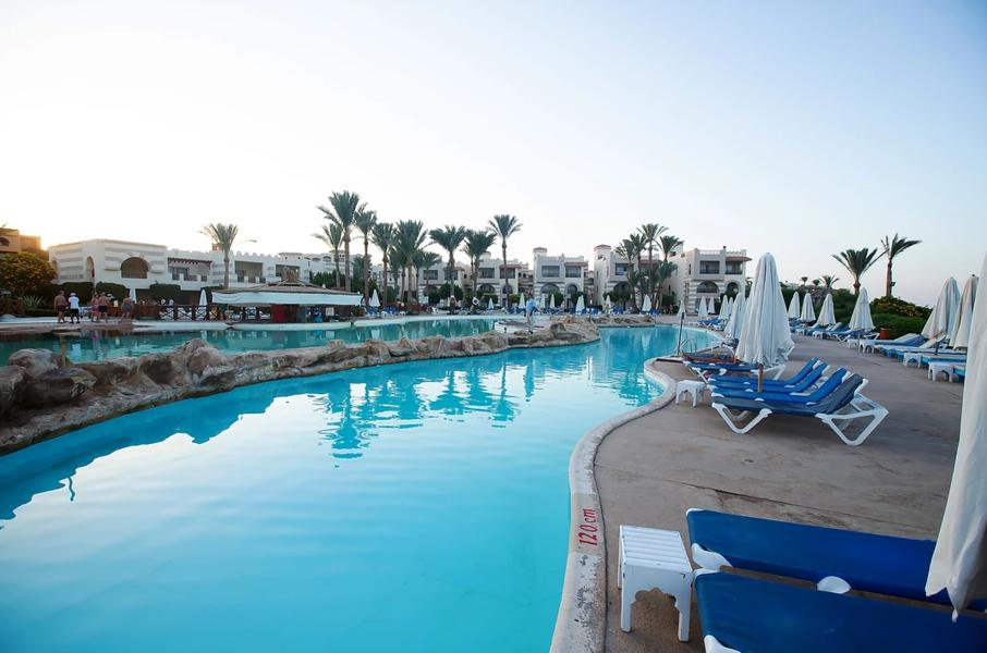 Holidays at Rehana Royal Beach & Spa Resort in Nabq Bay, Sharm el Sheikh