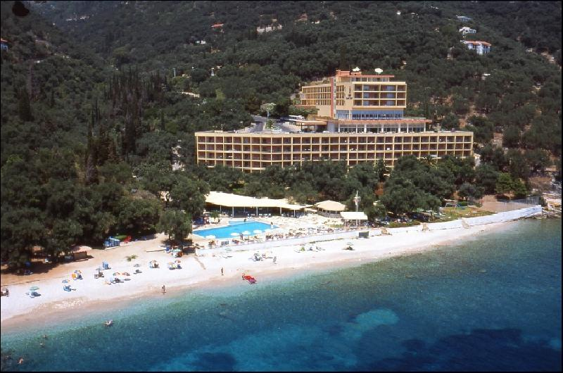 Holidays at Nissaki Beach Hotel in Nissaki, Corfu