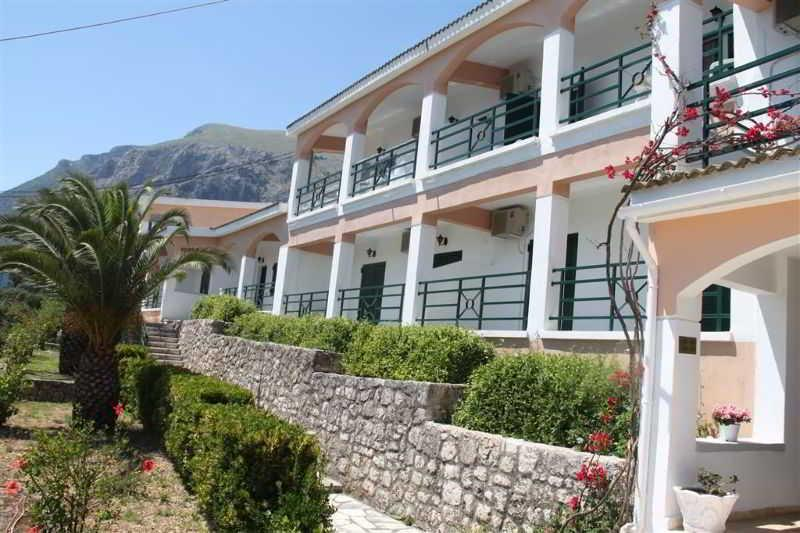 Holidays at Nissaki Sea View Apartments in Nissaki, Corfu