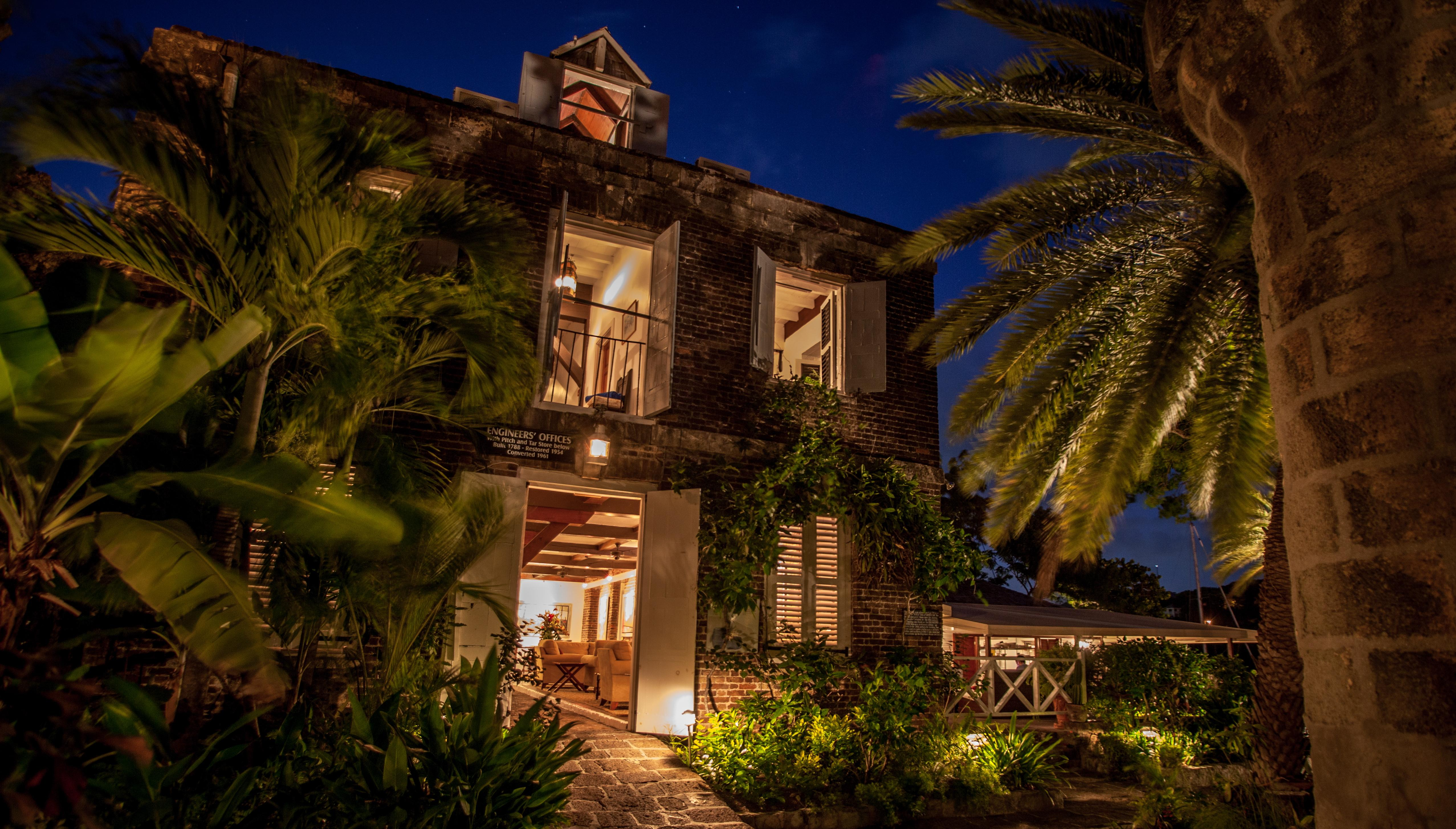 Holidays at Admirals Inn in Antigua, Antigua