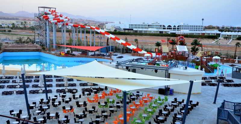 Holidays at Coral Sea Waterworld Hotel in Nabq Bay, Sharm el Sheikh