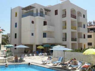 Holidays at Sea N Lake Apartments in Larnaca, Cyprus